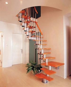别致阁楼楼梯设计