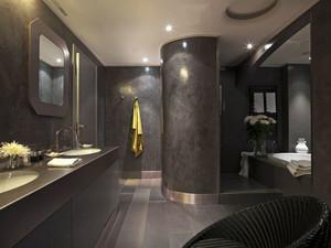 意大利风味高级酒店奢华套房装修效果图