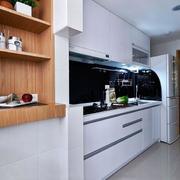 大气的小户型厨房效果图