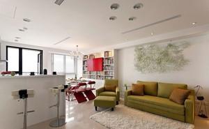 宜家房屋客厅装饰图片