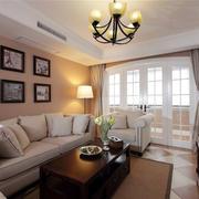别墅客厅装饰设计
