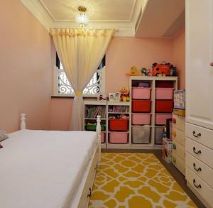 奇幻的混搭风格儿童房设计装修效果图