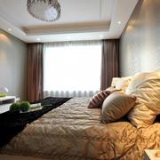 简约大方卧室装修图