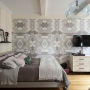 公寓墙纸装饰