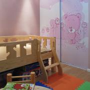 儿童房儿童床展示