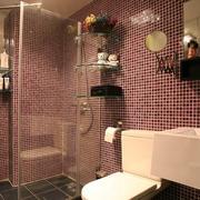 简洁新房卫生间图片