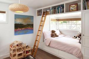 独具特色的乡村田园风格儿童房设计装修效果图