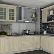 简约厨房橱柜图