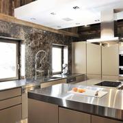 别墅现代厨房装修