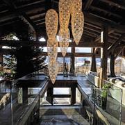 别墅木质吊顶