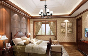 永不过时的十款吸人眼球的卧室装修效果图