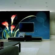 精美电视背景墙