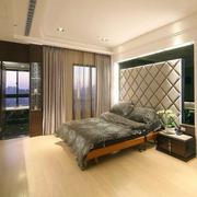 时尚大气卧室图