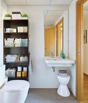 卫生间收纳架设计图