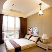 韩式别墅卧室榻榻米设计