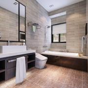 卫生间瓷砖装修