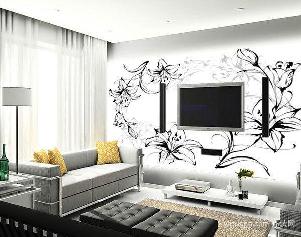提升家居品味让您过目不忘的绝美背景墙设计