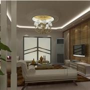 客厅灯饰设计