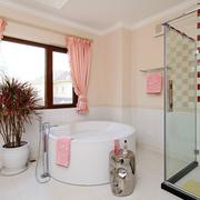 家居甜美浴室设计