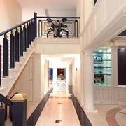 复式楼公寓精致楼梯设计