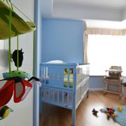 儿童房婴儿床