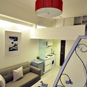 公寓独特灯饰设计