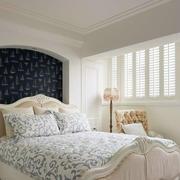 卧室床头时尚背景墙展示