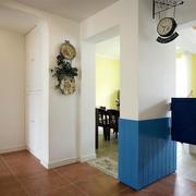 别墅地中海风格走廊