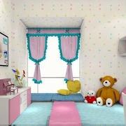 素雅儿童房展示