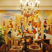 家居餐厅灯饰欣赏