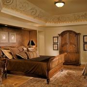 美式风格卧室案例