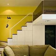 房屋楼梯展示