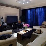 家庭客厅设计图