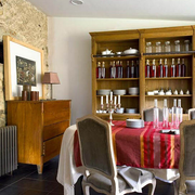 新古典木质酒柜设计