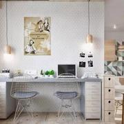 公寓小书桌展示