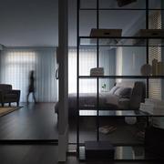房屋卧室隔断图片