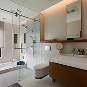 简约卫生间设计