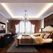 奢华房屋卧室展示