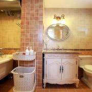 实用浴室装修图