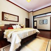 家居卧室图
