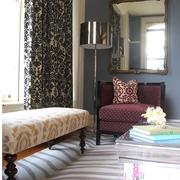 大气的客厅窗帘图