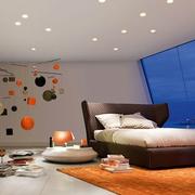 时尚精美的卧室榻榻米设计