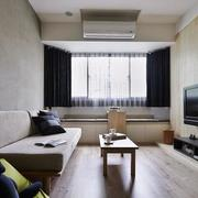 小户型客厅飘窗设计