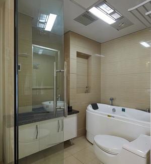 2015两居室卫浴间装修效果图