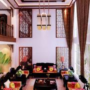 家居中式客厅