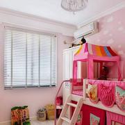 儿童房双层床