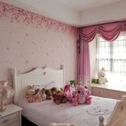甜美儿童房装修