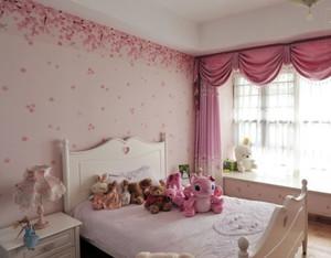 淡雅朴素的日式风格儿童房设计装修效果图