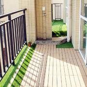 房屋阳台瓷砖设计