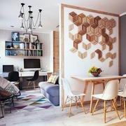 公寓餐厅装饰图
